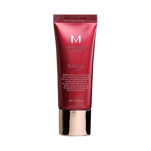 Missha M Perfect Cover BB krém SPF 42 PA+++ 20ml