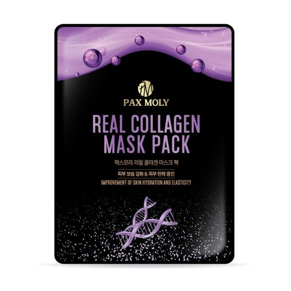 PAXMOLY Real Collagen arcmaszk